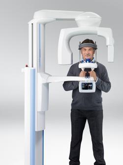 DVT – digitale Volumentomograph in unserer Zahnarztpraxis in Essen