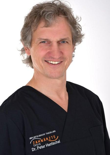 Dr. med. dent. Peter Hentschel – Spezialist für Implantologie