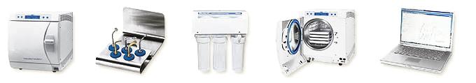 Hygiene und Qualitätssicherung aller Geräte in der Zahnarztpraxis Essen